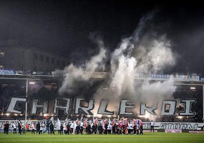 """""""Même lors de la relégation, on pouvait sentir le potentiel de Charleroi"""""""
