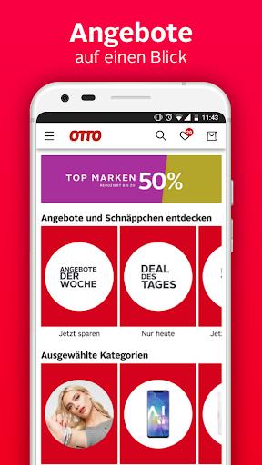 OTTO - Shopping für Elektronik, Möbel & Mode 8.4.3 screenshots 1
