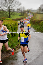 Photo: The Pensford 10k road race, on Sunday 29 April, 2012