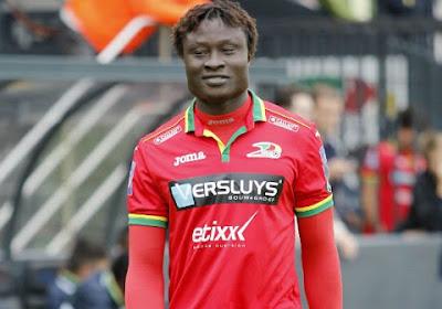 Officiel: Elimane Coulibaly quitte Ostende et rejoint un club wallon !