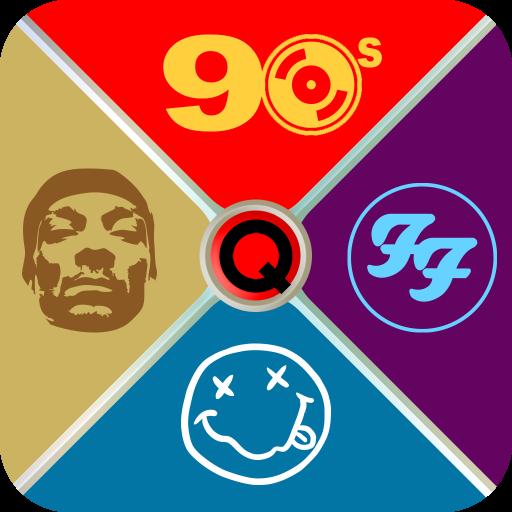 90s Music Trivia Quiz Game