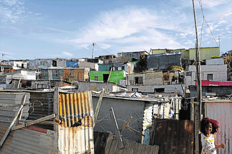Informal settlements in Cape Town only use 4.7% of the city's water.