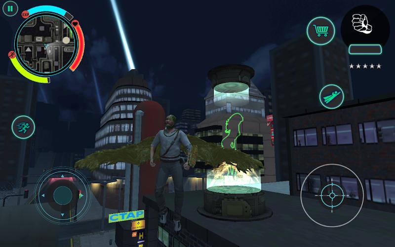 Battle Angel Screenshot 0