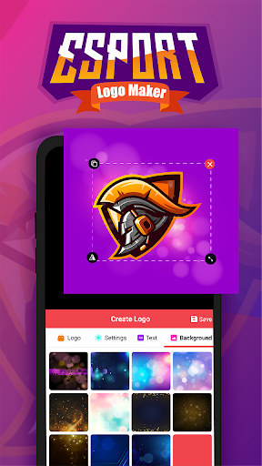 Game Logo Maker: Logo Esport Maker & Gaming Logo 1.0 screenshots 4