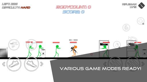 Stick Warfare: Blood Strike 5.0.3 screenshots 8