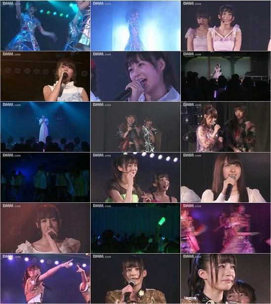 160920 AKB48 チームA 「M.T.に捧ぐ」公演 佐々木優佳里 生誕祭