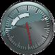 Transparenten Uhr Widget