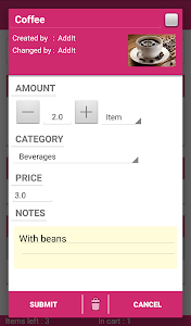 AddIt - Shared Shopping List screenshot 3