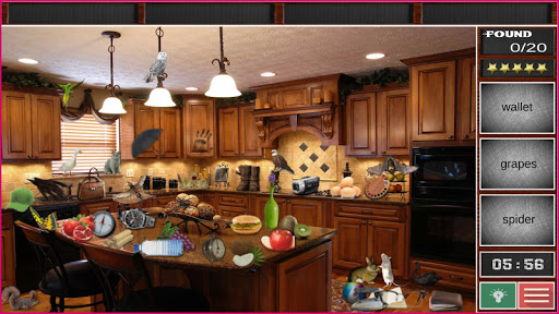 Kitchen Hidden Object Games  screenshots 5