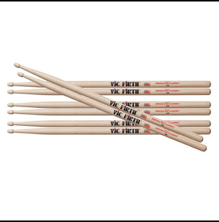 Vic Firth 5A - 4-pack!