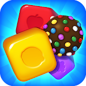 Candy Cube Blast - Free Merge Cube Match 3 Games
