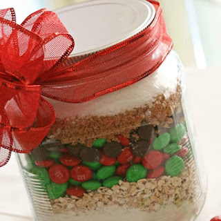 Holiday Cookie Mix.
