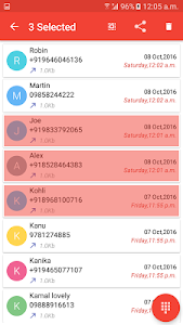 Call Recorder 2016 - Automatic screenshot 2