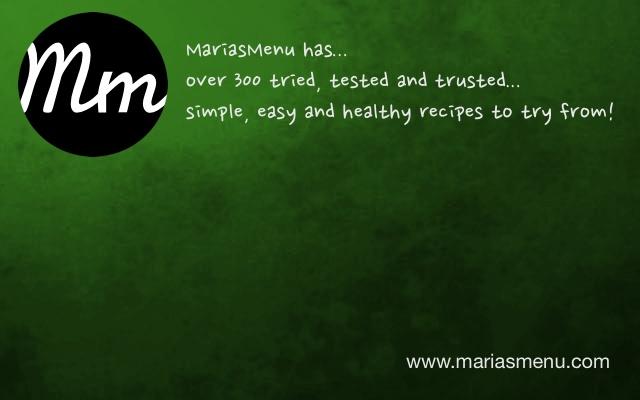 MariasMenu Extension