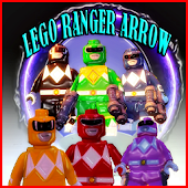 GEMBOSEPLAYS FOR LEGO RANGER ARROW