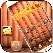 Wooden Touch 3D Launcher Theme ? Android APK Download Free By ThemesDesignStudio