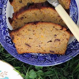 Pumpkin & Ginger Tea Loaf