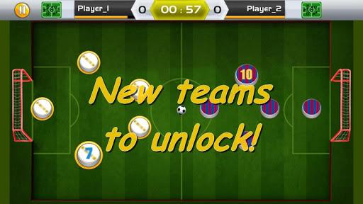 2 Player Finger Soccer 1.92 screenshots 1