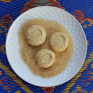 Moroccan Sand Cookies.
