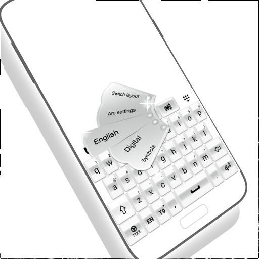 白珍珠键盘 個人化 App LOGO-APP試玩