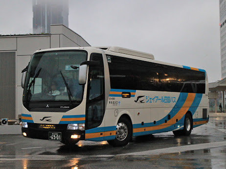 JR四国バス「北陸ドリーム四国号」(イメージ))