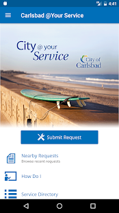 Carlsbad @Your Service- screenshot thumbnail