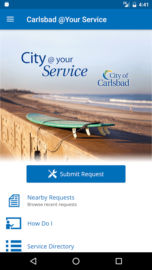 Carlsbad @Your Service- screenshot