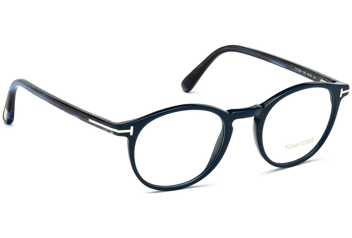 1594a84594 ... Frames Tom Ford FT5294 C48 090 (shiny blue   ). 1 customer reviews
