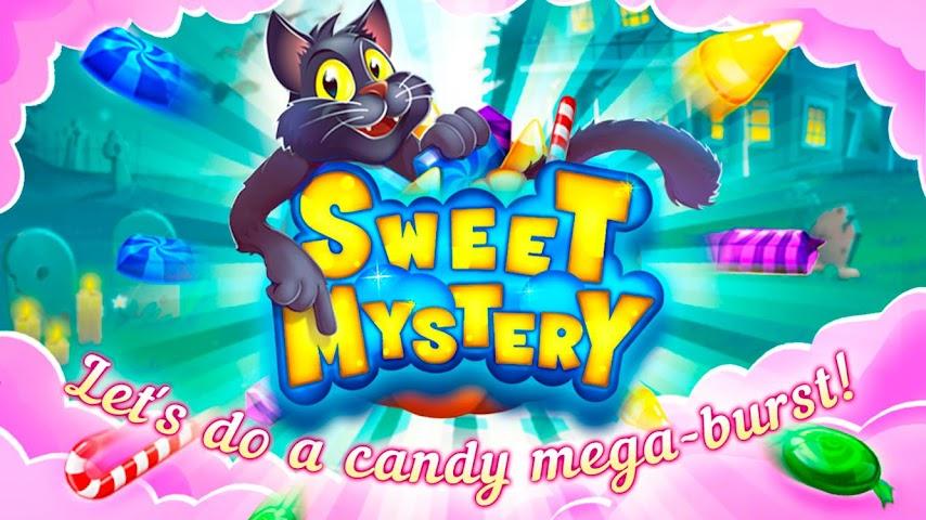 android 3-Süßigkeit: Süße Geheimnis Screenshot 0