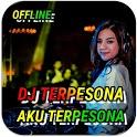 DJ Terpesona Aku Terpesona Remix Viral icon