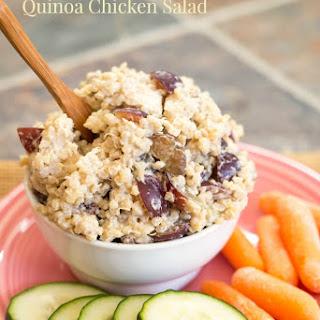 Waldorf Quinoa Chicken Salad.