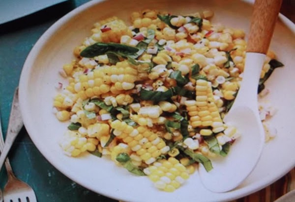 Corn Salad Recipe