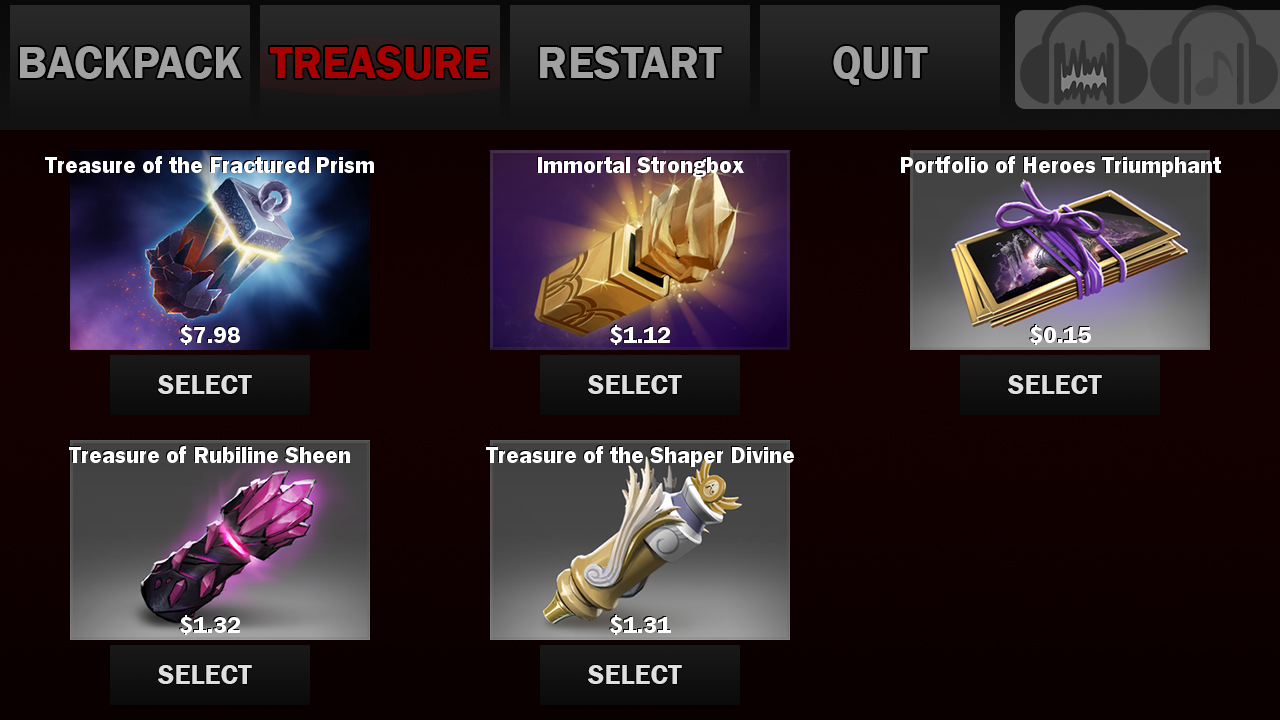 treasure opening for dota 2 android apps on google play