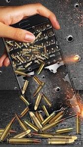 Gun and Bullet Gravity keyboard 10001022