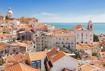 #50939880 - Panoramic of Alfama rooftops, Lisboa, Portugal