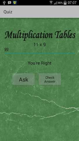 Screenshots for xTables for Android