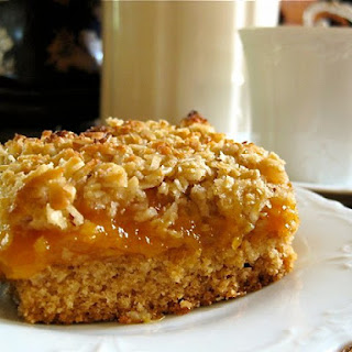 Awesome Apricot Slice