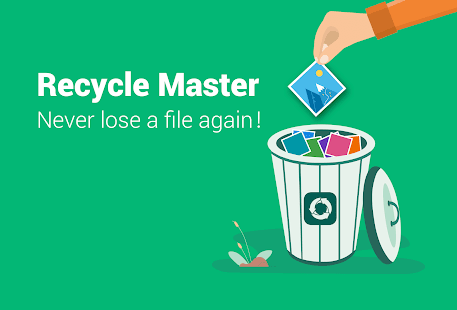 RecycleMaster: RecycleBin, File Recovery, Undelete Screenshot