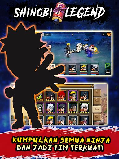 Shinobi Legend - Ninja Battle 1.0.1 screenshots 2