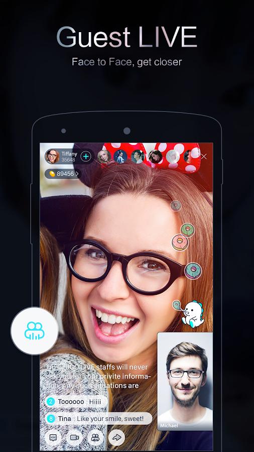 Kết quả hình ảnh cho bigo live app