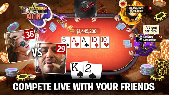 Governor of Poker 3 – Texas Holdem Casino Online 5