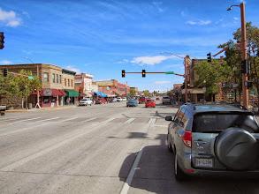 Photo: Downtown Cody