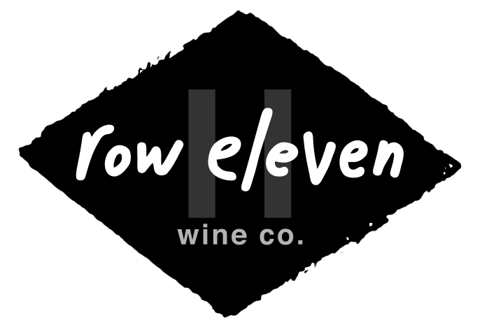 Logo for Row Eleven Pinot Noir