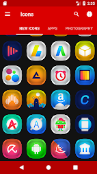 Verom - Icon Pack APK screenshot thumbnail 6