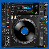 DJ Music Mixer Player