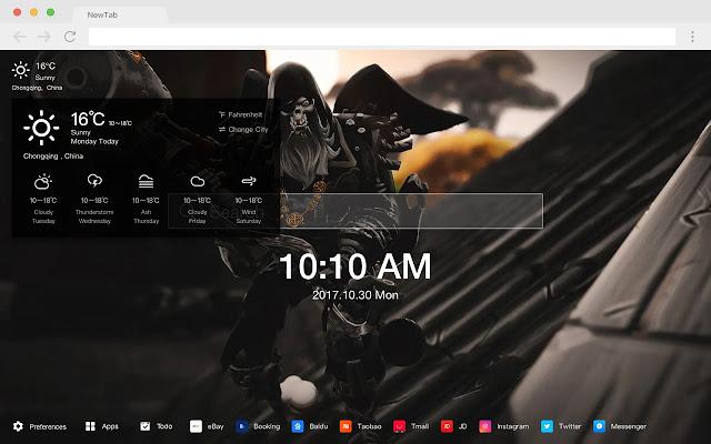 Fortnite Skin Pop Game HD New Tabs Theme