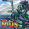 Mosasaurus - Combine! Dino Robot icon