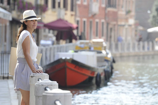 Take a water taxi or water bus on your next Ponant cruise to Venice.