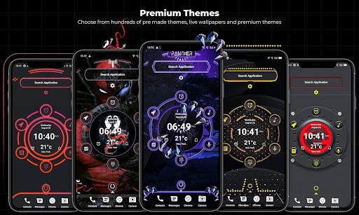 Alpha Launcher Free - No ads 10.6 screenshots 12