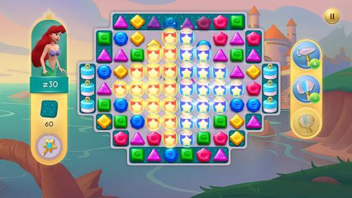 Disney Princess Majestic Quest: Match 3 & Decorate 1.7.1a Screenshots 8